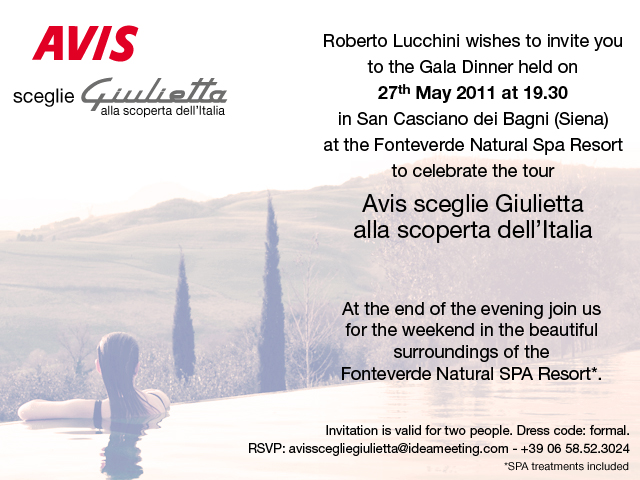 2011 - Avis - Invitation