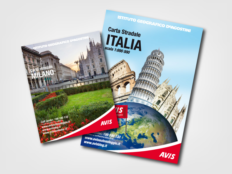 2012 e 2011 - Avis - Roadmaps