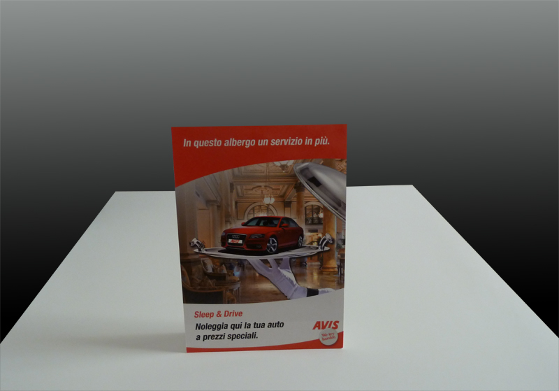 2011 - Avis - Table display