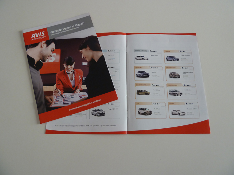 2011 - Avis - Guide for Travel Agents