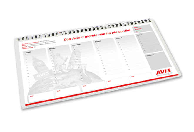2011 - Avis - Planner