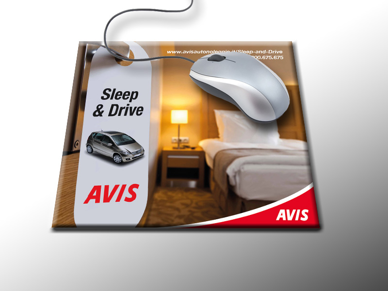 2010 - Avis - Mousepad