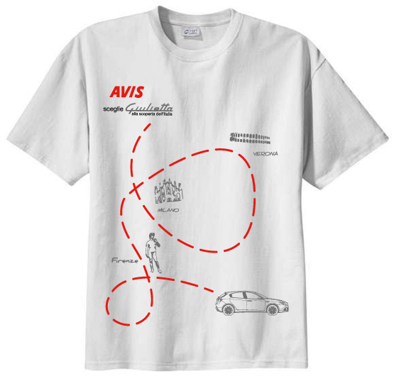 2011 - Avis - T-Shirt