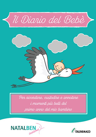 2016 - Italfarmaco - Baby diary